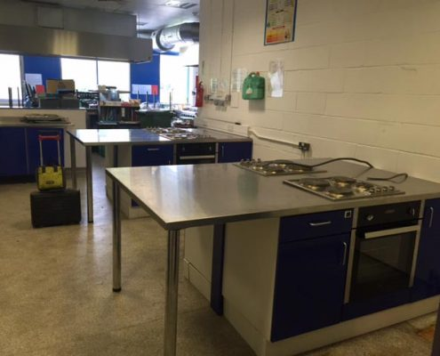 kitchen classroom 2