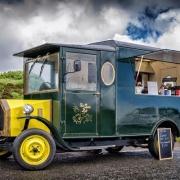 oldtimer catering van